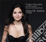 Arias for anna de amicis cd musicale di Miscellanee