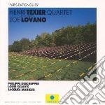 Henri Texier Quartet & Joe Lovano - Paris Batignolles cd musicale di HENRI TEXIER QUARTET