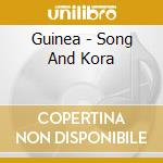 Guinee: chant et kora cd musicale di Artisti Vari