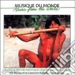 Musique des wayana du litani cd musicale di Artisti Vari