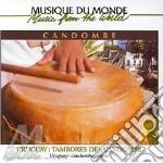 Uruguay:tambores del candombe cd musicale di Artisti Vari