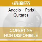Paris' guitars cd musicale di Artisti Vari