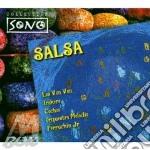 Salsa - cd musicale di Los van van/irakere/o.melodia