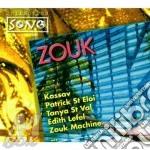 ZOUK cd musicale di KASSAV/Z.MACHINE/S.D