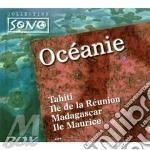 OCEANIE cd musicale di TAHITI/MADAGASCAR/IL