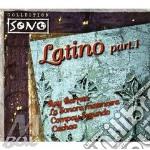 Latino Part 1 cd musicale di BARRETO/CACHAO