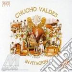 INVITACION cd musicale di CHUCHO VALDES