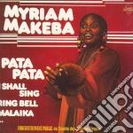 Pata pata - makeba myriam cd musicale di Miriam Makeba