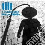 Tilt - L'evoluzione Delle Ombre cd musicale di TILT