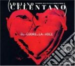 Adriano Celentano - Il Cuore La Voce cd musicale di Adriano Celentano