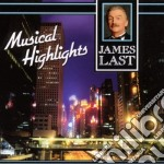 Last James - Musical Highlights cd musicale di James Last