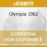 OLYMPIA 1962 cd musicale di ARMSTRONG LOUIS