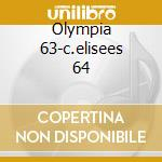 OLYMPIA 63-C.ELISEES 64 cd musicale di PETERSON OSCAR