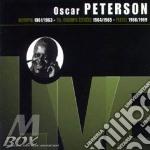 OLYMPIA 61/63-PLEYEL 66/9 cd musicale di PETERSON OSCAR