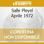 SALLE PLEYEL APRILE 1972 cd musicale di BASIE COUNT