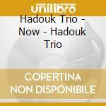 Now cd musicale di Trio Hadouk