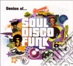 Artisti Vari - Soul Disco Funk cd musicale di Artisti Vari