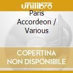 V/A - Paris Accordeon cd musicale di Air mail music