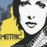 Metric - Old World Underground cd musicale di METRIC