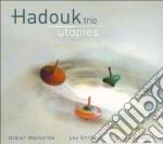 Hadouk Trio - Utopies cd musicale di HADOUK TRIO