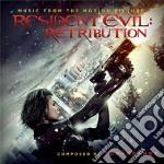 Tomandandy - Resident Evil: Retribution cd musicale di O.s.t.