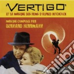Bernard Herrmann - Vertigo cd musicale di O.s.t.