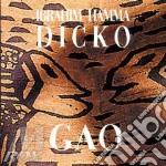 GAO                                       cd musicale di IBRAHIM HAMMA DICKO