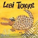 SEGOU                                     cd musicale di TRAORE LOBI