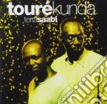 Toure Kunda - Terra Saabi cd musicale di Toure'kunda
