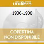 1936-1938 cd musicale di BASIE COUNT