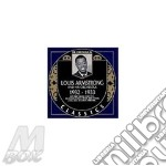 1932-1933 cd musicale di ARMSTRONG LOUIS