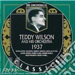 1937 cd musicale di TEDDY WILSON