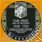 1928-1932 cd musicale di EARL HINES