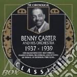 1937-1939 cd musicale di CARTER BENNY