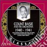 1939-1940 cd musicale di BASIE COUNT
