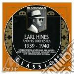 1939-1940 cd musicale di EARL HINES