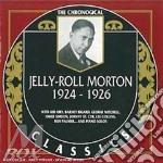1924-1926 cd musicale di JELLY ROLL MORTON