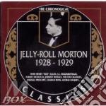 1928-1929 cd musicale di JELLY ROLL MORTON