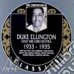 1933-1935 cd musicale di ELLINGTON DUKE