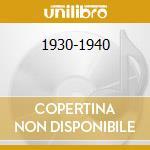 1930-1940 cd musicale di COTTON MCKINNEY'S &