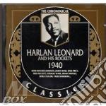 1940 cd musicale di HARLAN LEONARD & HIS