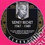 Sidney Bechet - 1947-1949 cd musicale di BECHET SIDNEY