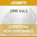 1949 VOL.2 cd musicale di ERROLL GARNER