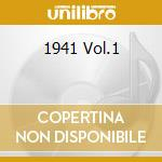 1941 VOL.1 cd musicale di GOODMAN BENNY