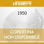 1950 cd musicale di PETERSON OSCAR