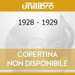 1928 - 1929 cd musicale di NICHOLS RED