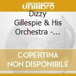 1951-1952 cd musicale di GILLESPIE DIZZY