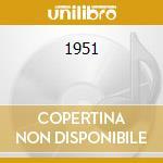 1951 cd musicale di GETZ STAN