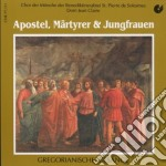 Abbaye De Solesmes - Liturgia Degli Apostoli, Dei Martiri, Delle Vergini cd musicale di Abbaye de solesmes