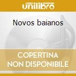 Novos baianos cd musicale di Artisti Vari